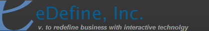 eDefine, Inc.